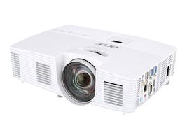Acer S1283HNE XGA 3D DLP Projector, 3100 Lumens, White, MR.JK111.00C, 19536913, Projectors