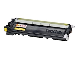 Brother Yellow TN210Y Toner Cartridge, TN210Y, 10344616, Toner and Imaging Components - OEM