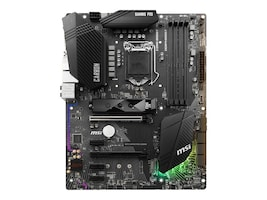 Microstar Motherboard, H370 Gaming Pro Carbon, H370GPCAR, 35270650, Motherboards