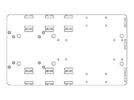 Raritan VESA Monitor Mount Bracket for RAV-IP, RAV-IPDS-VESA, 35401007, Mounting Hardware - Miscellaneous