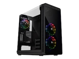 Thermaltake Chassis, View 37 RGB Edition, Black, CA-1J7-00M1WN-01, 35232611, Cases - Systems/Servers