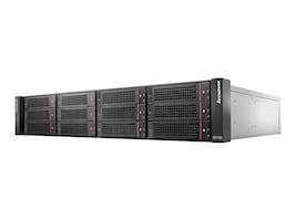 Lenovo Storage ThinkServer SA120 Direct Storage w  (2) 550W Gold Redundant PS, (2) SAS I O Modules & SAS Cable, 70F10001UX, 16832670, Hard Drive Enclosures - Multiple