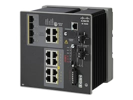 Cisco IE-4000-8T4G-E Main Image from Right-angle