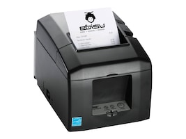Star Micronics TSP654IIE3 Swap LAN Printer - Gray, 39449772, 33017431, Printers - POS Receipt