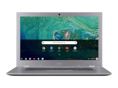 Acer Chromebook 315-1HT-C4WQ Celeron N3450 1.1GHz 4GB 32GB eMMC ac BT WC 15.6 FHD MT Chrome OS Silver, NX.H0AAA.001, 35740691, Notebooks