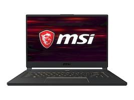 MSI GS65 Stealth-666 Core i9-9880 32GB 1TB RTX2080 W10P, GS65 STEALTH-666, 36893349, Notebooks