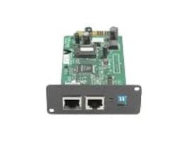 Minuteman SNMP Interface Card for Endeavor Series UPS, SNMP-NET, 7590200, Battery Backup Accessories