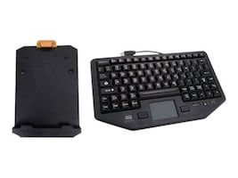 Havis DUAL AUTHENTICATION KYBD AND KYBD MOUNT, PKG-KB-204, 38022838, Keyboards & Keypads