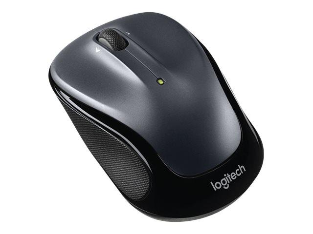 e3f74c8e69a Logitech M325 Wireless Mouse, Black (910-002974)