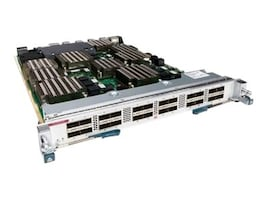Cisco N7K-M324FQ-25L= Main Image from Left-angle