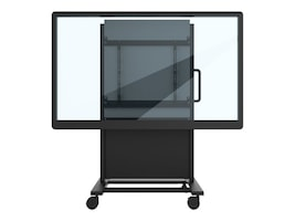ViewSonic BalanceBox 650 Height-Adjustable Mobile Cart for 55 Displays, VB-BLM-004, 37602187, Stands & Mounts - Digital Signage & TVs