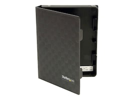 StarTech.com HDDCASE25BK Main Image from Right-angle