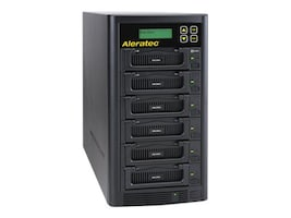 Aleratec 1:5 HDD Copy Cruiser IDE SATA High Speed Wireless Duplicator Sanitizer, 350140, 17798389, Hard Drive Duplicators