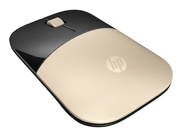 HP Z7300 Wireless Mouse, Modern Gold, X7Q43AA#ABL, 34268700, Mice & Cursor Control Devices