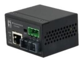 CP Technologies LVL1 30KM RJ45 SC SM FE Media Converter, IEC-4001, 34344590, Network Transceivers