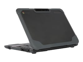 Max Cases Extreme Shell for Lenovo Chromebook N22, Gray, LN-ES-N22-11-GRY, 32384918, Carrying Cases - Notebook