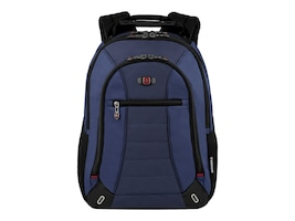 Wenger SKYWALK LAPTOP BACKPACK BLUE   CASEFITS UP TO A 16IN LAPTOP, 600706, 36220911, Carrying Cases - Other