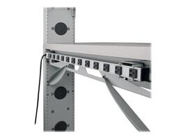 Ergotron Powerbar A, 12 receptacles, PBA12SM, 16493161, Power Strips