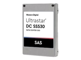HGST 400GB Ultrastar DC SS530 SAS 12Gb s 3DW D ISE 2.5 Enterprise Solid State Drive, 0B40358, 37632896, Solid State Drives - Internal