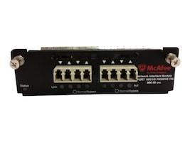 McAfee 4-port Expansion Module INSTI STANDARD, IAC-4P1GMM50-MODI, 31945197, Network Firewall/VPN - Hardware