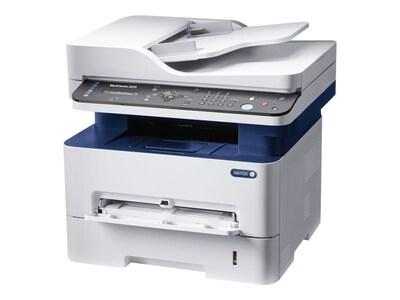 Xerox WorkCentre 3225 DNI Multifunction Printer, 3225/DNI, 17960091, MultiFunction - Laser (monochrome)