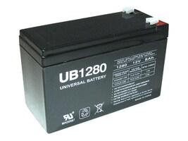 Ereplacements SLA Battery, UB1280-F2-ER, 16146397, Batteries - Other