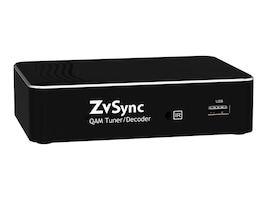 ZeeVee ZVSYNC-NA Main Image from Left-angle