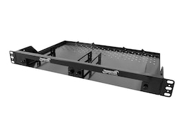 Transition Dual NID Rack Mount Tray, RMS19-NID2-01, 34067019, Rack Mount Accessories