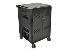 Ergotron PS Laptop Charging Cart, 20-Unit, 24-291-085, 13790531, Charging Stations