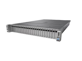 Cisco UCS-SP-C240M4-F1 Main Image from Right-angle