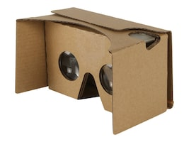Max Cases Google Cardboard EdTech, MC-GCB-ETT-WHT, 33683477, Carrying Cases - Other