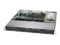 Supermicro SYS-5018R-M Main Image from Right-angle