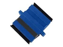 ACP-EP Female SC to Female SC SMF Duplex Fiber Optic Adapter, ADD-ADPT-SCFSCF-SD, 17487257, Adapters & Port Converters