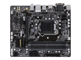 Gigabyte Technology GA-B250M-DS3H Main Image from Front