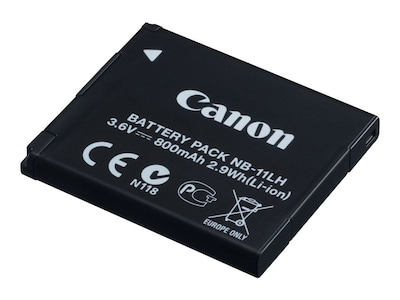 Canon NB-11LH Lithium-Ion Battery Pack, 9391B001, 24281433, Batteries - Camera
