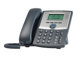 Cisco SPA 303 3-Line IP Phone w NA Pwr Adapter, SPA303-G1, 11924823, VoIP Phones