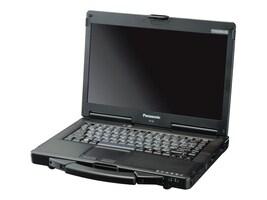 Panasonic Toughbook 53 Core i5-4310U 2.0GHz 4GB 500GB (7200RPM) DVD SM WiFi BT 14 HD W7P (W8.1P COA), CF-532ALZYCM, 17644751, Notebooks