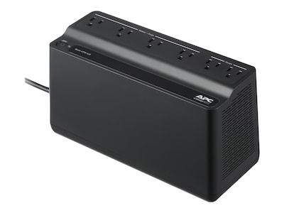 APC Back-UPS ES 425VA 120V (6) Outlet UPS, BE425M, 32718560, Battery Backup/UPS