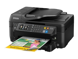 Epson WorkForce WF-2760 All-In-One Printer, C11CF77201, 31863108, MultiFunction - Ink-Jet