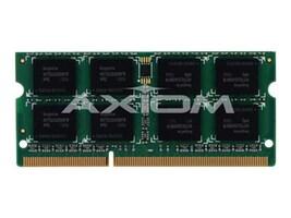 Axiom 4GB PC3-10600 DDR3 SDRAM SODIMM for Select ThinkCentre, ThinkPad Models, 55Y3711-AX, 14350917, Memory