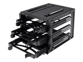 Corsair Obsidian Series 550D Drive Cage w  (3) Drive Trays, CC-8930055, 18100296, Drive Mounting Hardware