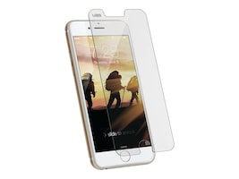 Urban Armor iPh 8 7 6S Plus Glass Screen, IPH8PLS-SP, 36358776, Protective & Dust Covers