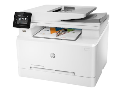 HP Color LaserJet Pro MFP M283fdw, 7KW75A#BGJ, 38192626, MultiFunction - Laser (color)