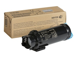 Xerox Cyan Standard Capacity Toner Cartridge for Phaser 6510 & WorkCentre 6515 Series, 106R03473, 33160561, Toner and Imaging Components