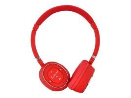Thermaltake BTX3 Bluetooth Stereo Headphones, Reddot Design, LHA0049, 14664561, Headphones