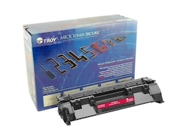 Troy Black MICR Secure Toner Cartridge for TROY or HP LaserJet 401 Printers, 02-81550-001, 14522926, Toner and Imaging Components - OEM