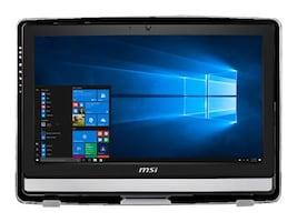 MSI Pro 22ET AIO Core i3-7100 8G 1TB  DVD 21.5 FHD W10P, P22ET7M083US, 34525016, Desktops - All-in-One