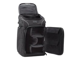 Accessory Genie CAMERA SLING BACKPACK WITH RAI, GRSLS15100BKEW, 41117277, Carrying Cases - Other