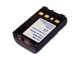 BTI Battery, Lithium-Ion, 7.4V, 1800mAh, For Panasonic CGR-V610, CGR-V620, PD610, 7928442, Batteries - Camera