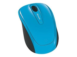 Microsoft Wireless Mobile Mouse 3500 Cyan, GMF-00273, 14719315, Mice & Cursor Control Devices